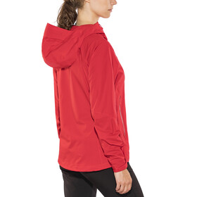 Patagonia Stretch Rainshadow - Veste Femme - rouge